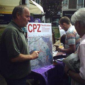 CPZ - Control Parking Zone 2006