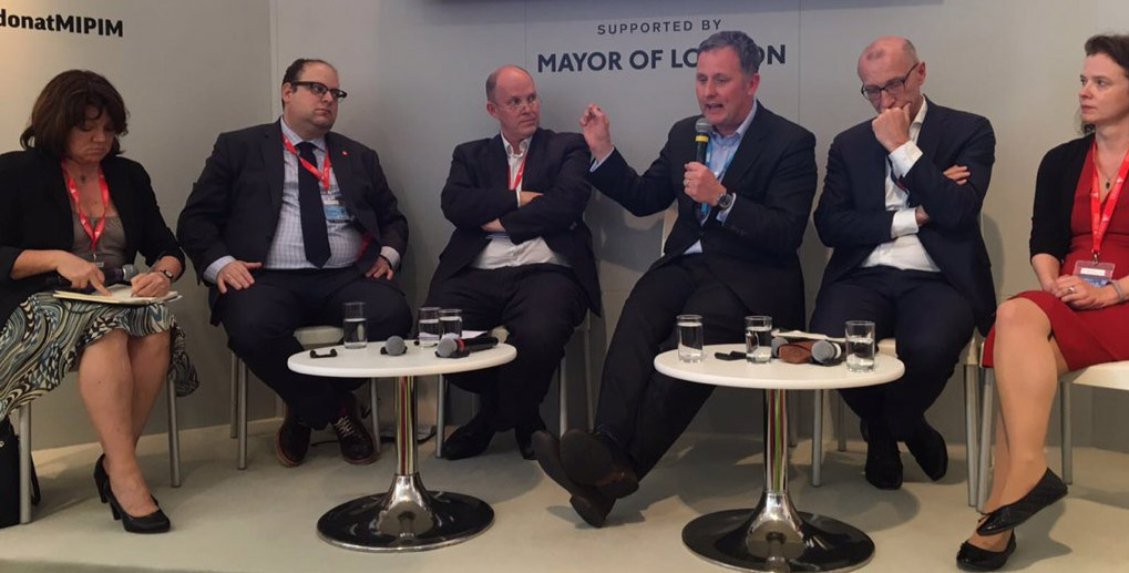 Robert Evans Argent LLP says haringey council recognise good regen is about place leadership,not just building homes