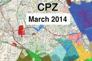 CPZ – in Haringey