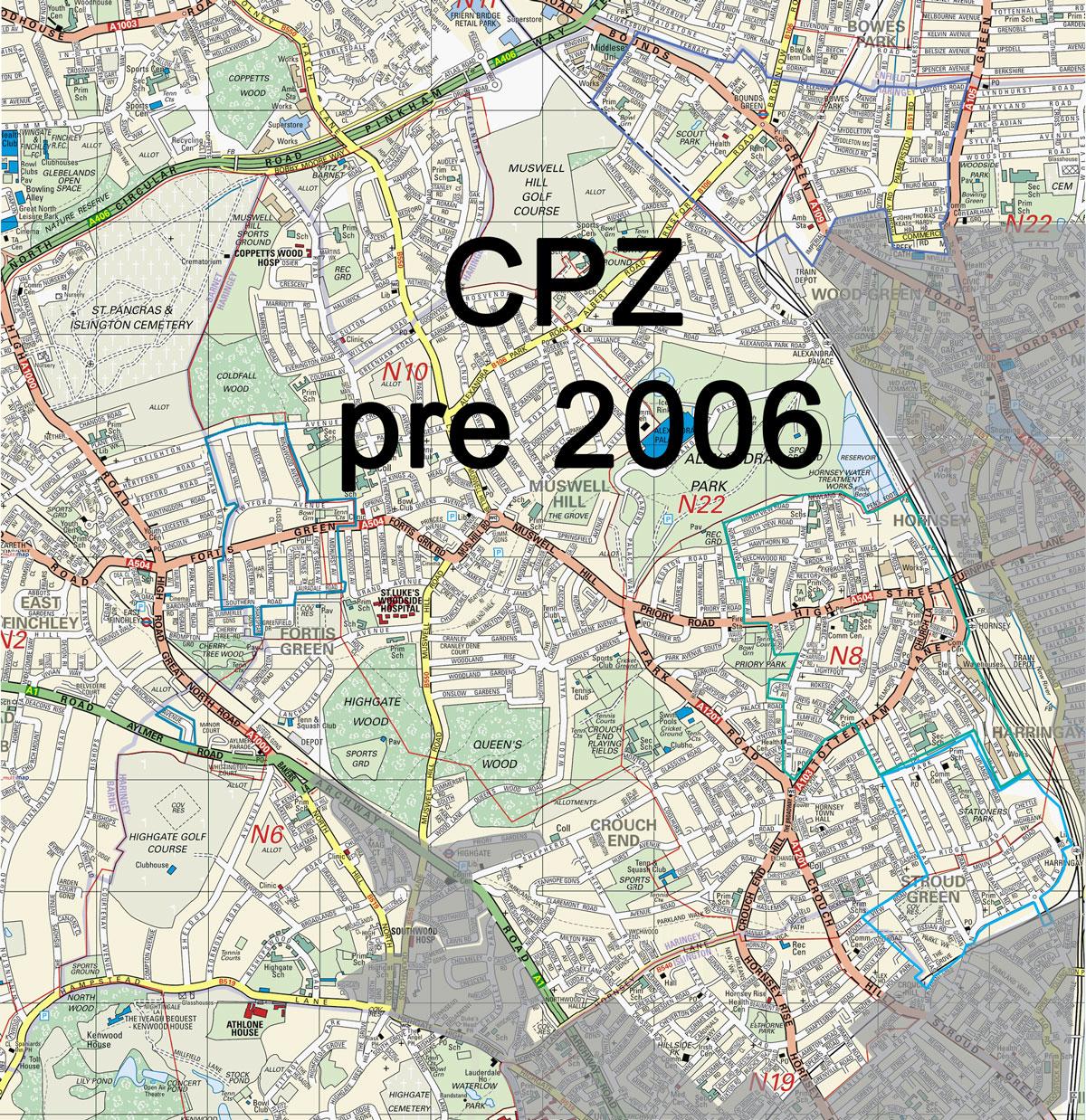 CPZ pre 2006