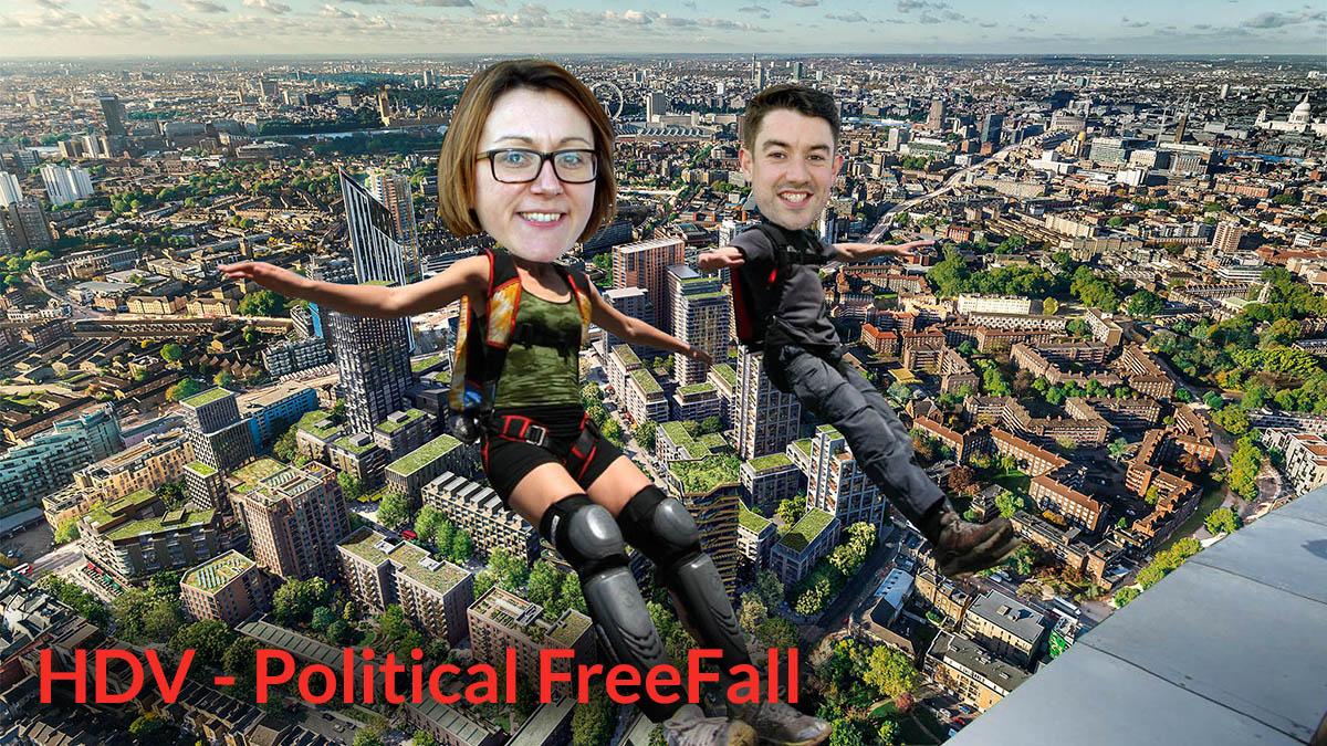 #HDV political free fall