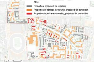 Which Sites are to be demolished and transferred to 'Haringey Development Vehicle'? #HDV